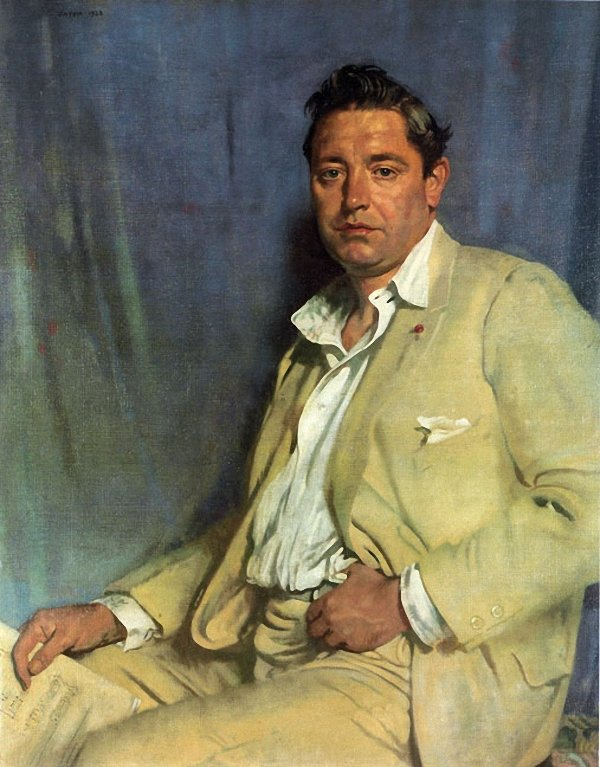 Sir William Orpen , Count John McCormack