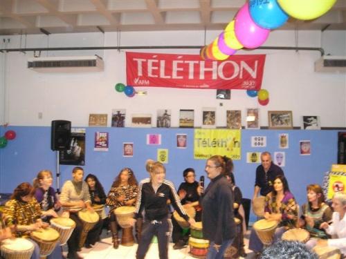 Téléthon 2009 - Marseille - MPT belle de Mai