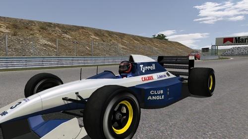 Team Tyrell Ilmor - Ilmor 2175A 3.5 V10