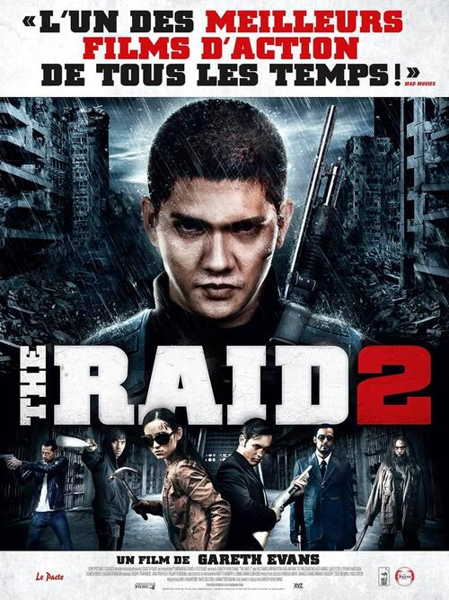"Bonsoir a l'honneur : "" The Raid 2 """