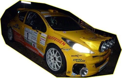 19 et 20 septembre 2014 : XXme Rallye du Suran