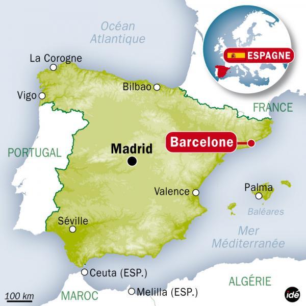 Circuit de Barcelone Catalogne : GP d'Espagne à Montmélo.   djef76
