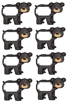 Présence des oursons