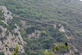GIBRALTAR  - Pont Windsor