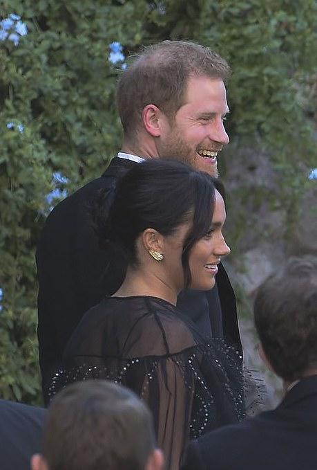 Harry et Meghan - mariage à Rome