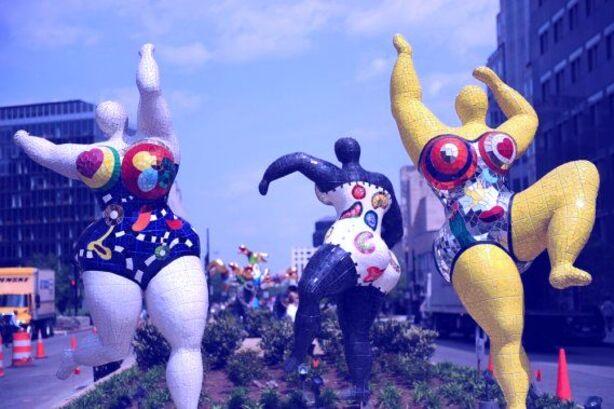 Niki de Saint Phalle.