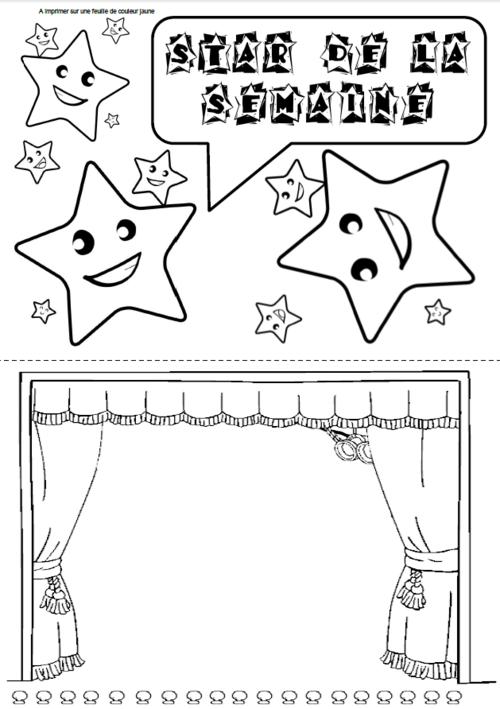 Star de la semaine
