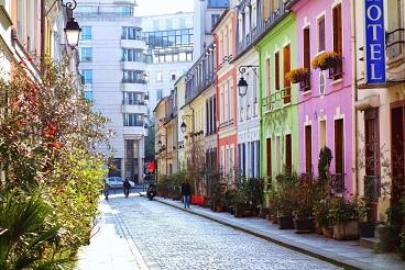 Mettez de la couleur sur vos façades ...