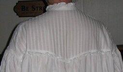Photos de réalisation de Chemises de nuit. Couture