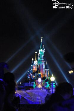 La Fête Pas-Si-Trouille de Mickey
