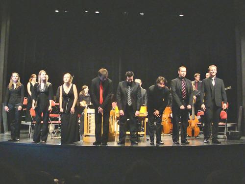 Les Indes Galantes de Rameau par le Concert de l'Hostel-Dieu..