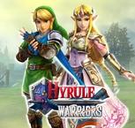 Hyrule Warriors - #1 - Link, Zelda (Création LGN) - 2048 x 1152