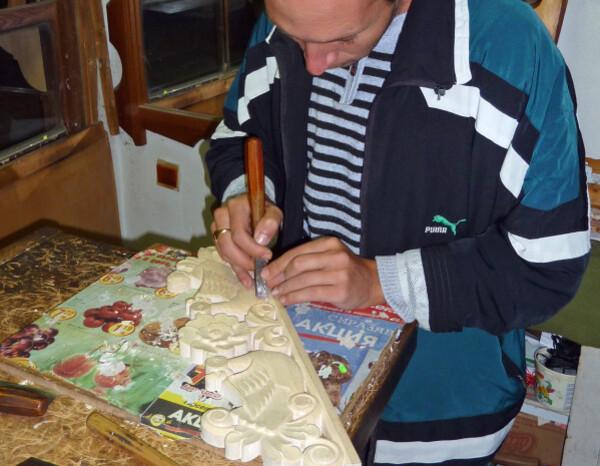 Jour 11 - Triavna - l'Atelier du sculpteur