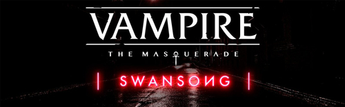 NEWS : Vampire : The masquerade : Sawnson nommé*
