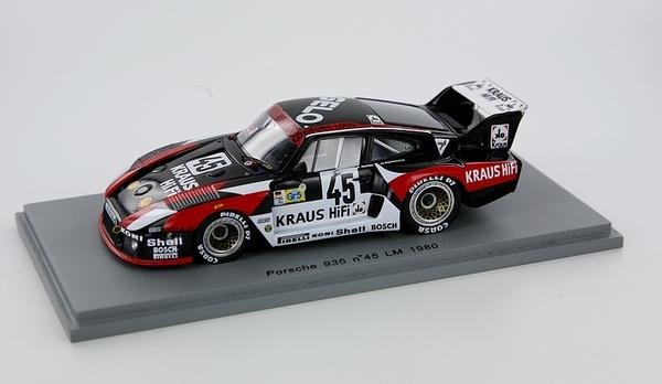 Le Mans 1980 Abandons I