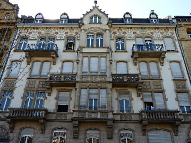 3 Avenue Foch Metz 41 Marc de Metz 2011
