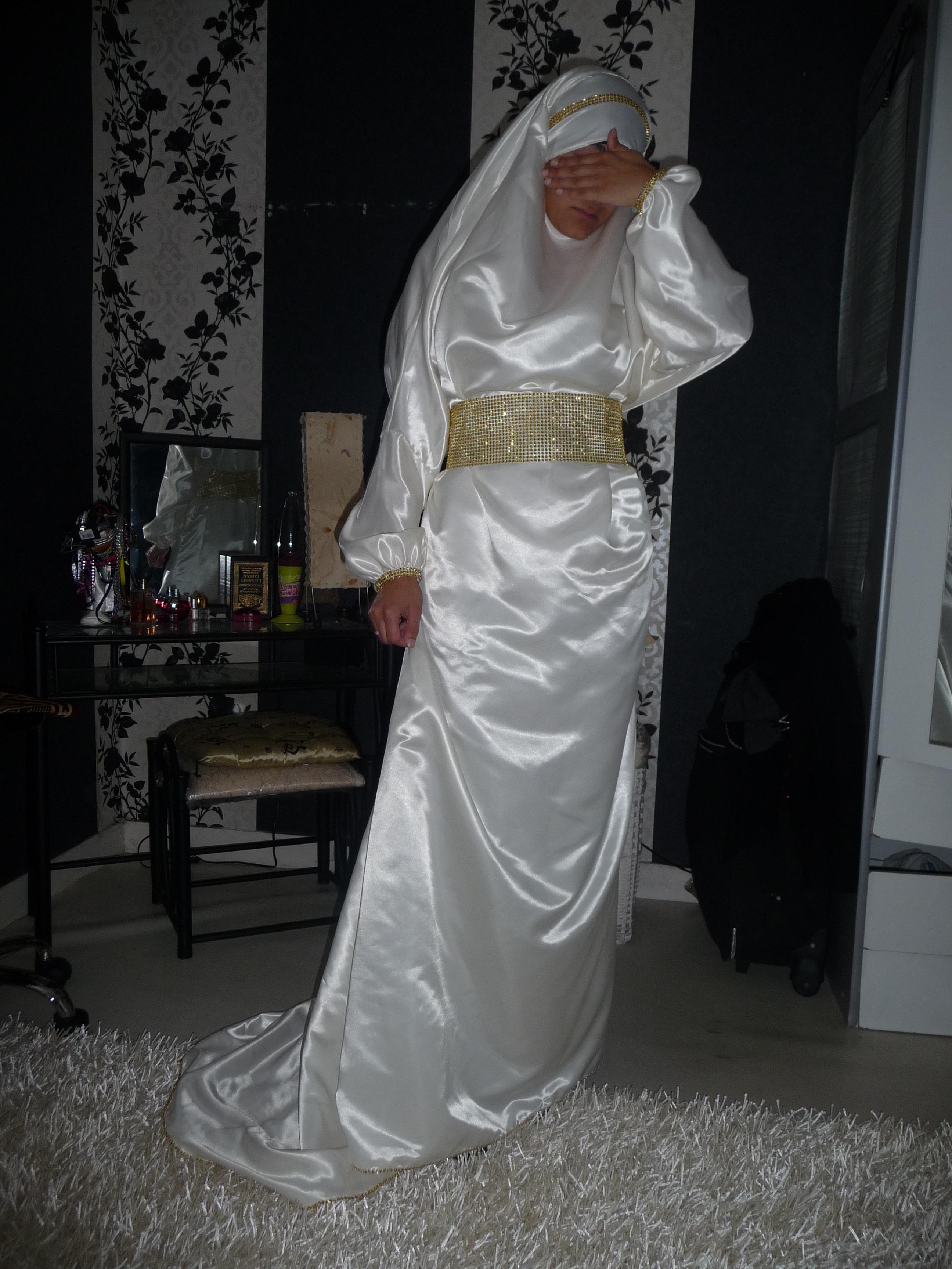 jilbab de mariage 11 - Jilbeb Mariage