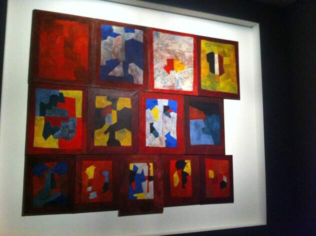 L'exposition Poliakoff