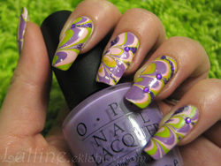1er water marble