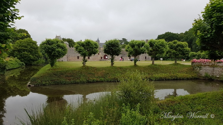 Bretagne : Château de Bienassis 1/2