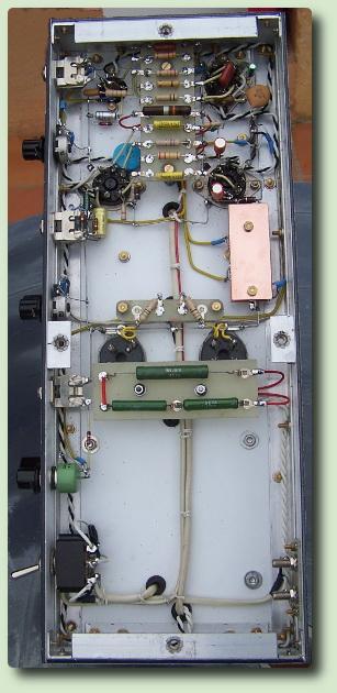 Modulateur avec des 811A