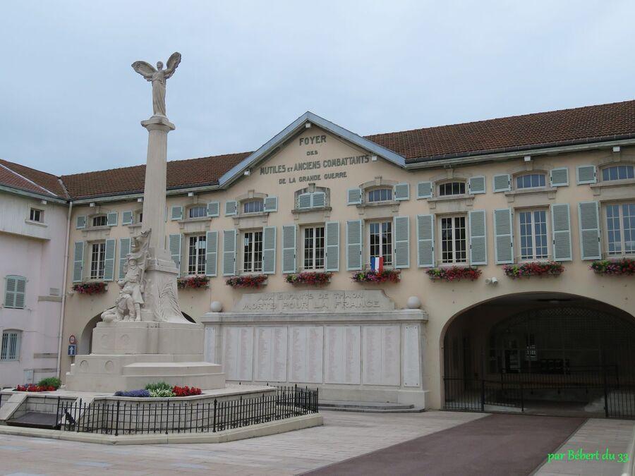 Thaon dans les Vosges