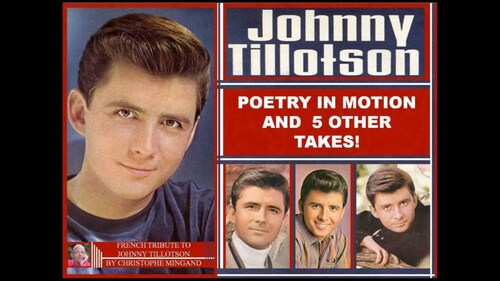 JOHNNY TILLOTSON - Poetry In Motion (1961)