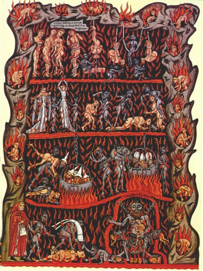 4. Auprès de Herrade de Landsberg...