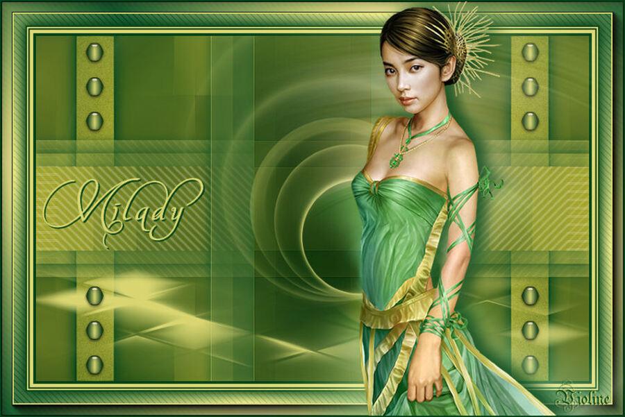 Vos versions Milady