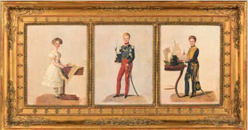 Grande vente à Drouot demain de collections historiques