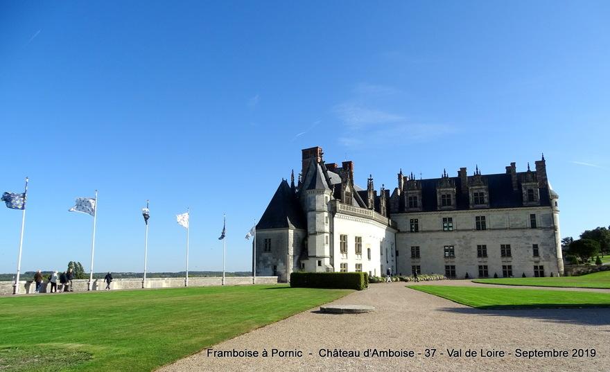 Château d'Amboise - Intérieur - 2/2