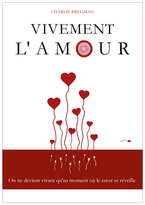 Interview Vivement l'amour Charlie Bregman