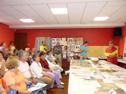 Exposition débat de photos et documents anciens
