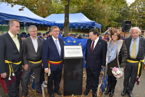 [Ecole] Hommage à Monsieur Barroso