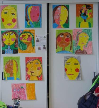 A la manière de Picasso