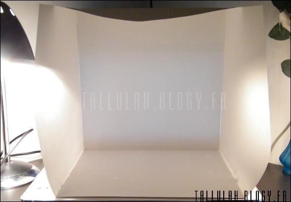 [Tuto] Envie d'un mini-studio photo ?