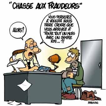 Evasion fiscale... cherche Fraudeurs...
