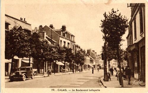 Rues et boulevards