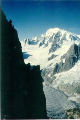 glacier des geants