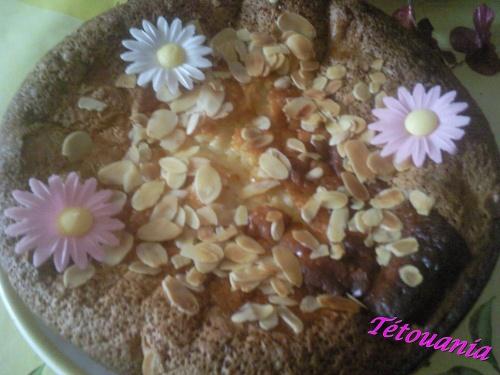 Gâteau d'ève