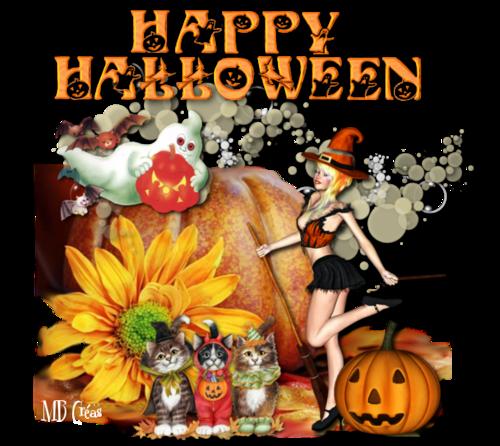 Halloween bientôt