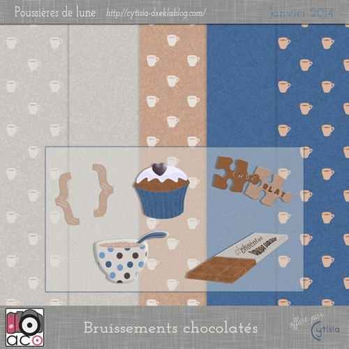 ACO: BRUISSEMENTS CHOCOLATES