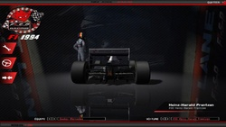 Sauber C13 - Mercedes 2175B V10