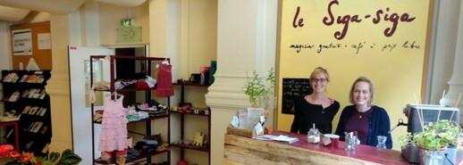 La première boutique Sans Argent de Paris