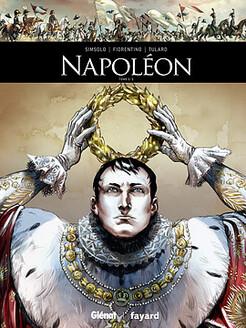 BD -  Napoléon  -  tome 2