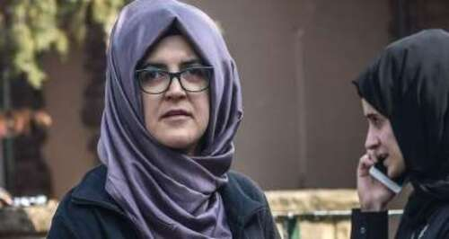 Meurtre de Jamal Khashoggi : sa fiancée a un message pour Donald Trump