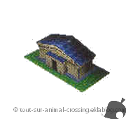 musée - animal crossing DS