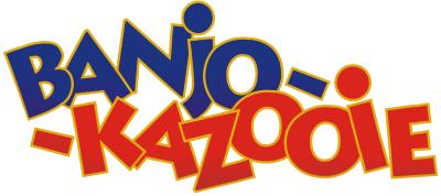 Logo de Banjo-Kazooie sur Nintendo 64