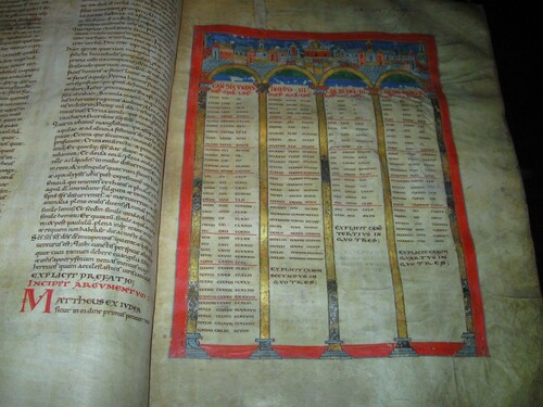 Bible de Saint-Yrieix-ia-Perche