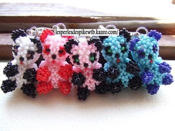 5 Petits Pandas